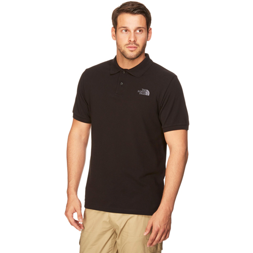 Cotton Fabric Polo Shirt