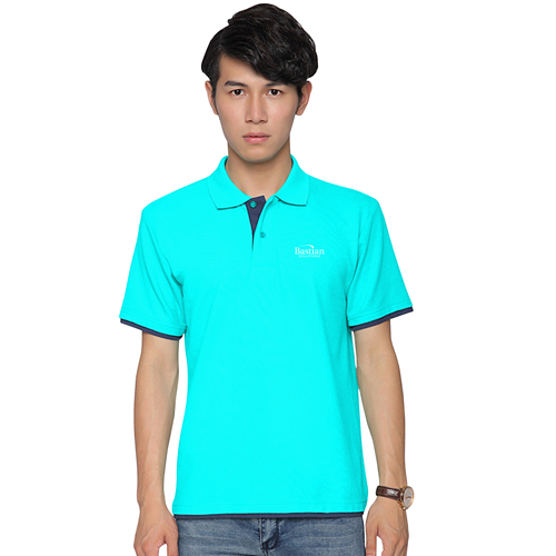 Short Sleeve Lapel Polo Shirt