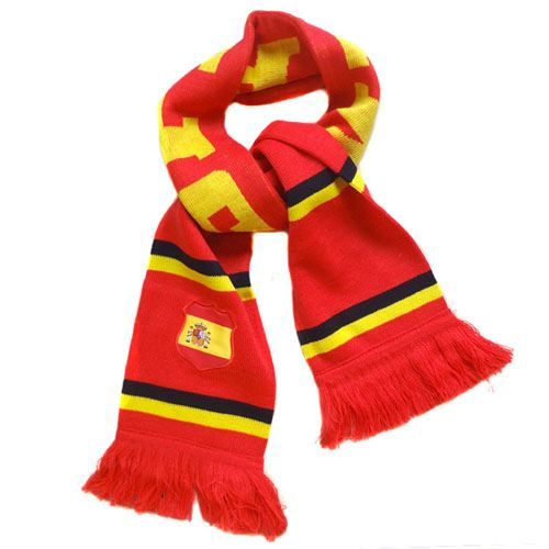 Spain Football Team Scarf