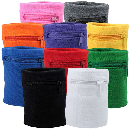 Wrist Wallet Sweatband